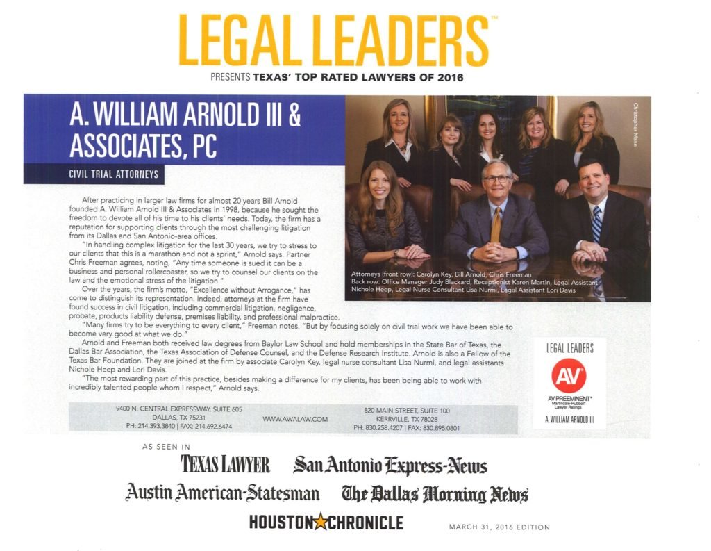 2016 Firm pic Top Lawyers